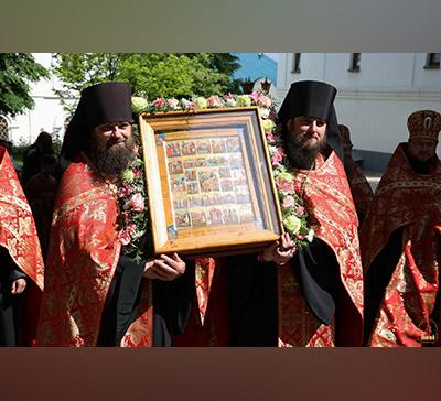 Преполовение Пятидесятницы (фото, видео)