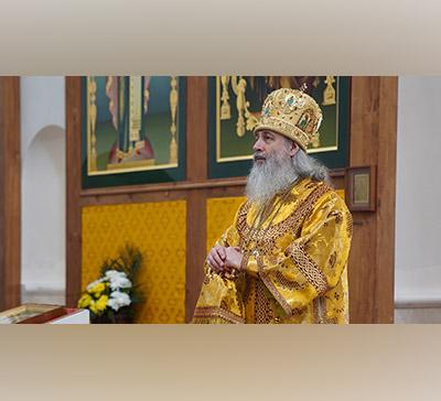 Проповедь митрополита Арсенияв день памяти равноапостольных Кириллаи Мефодия